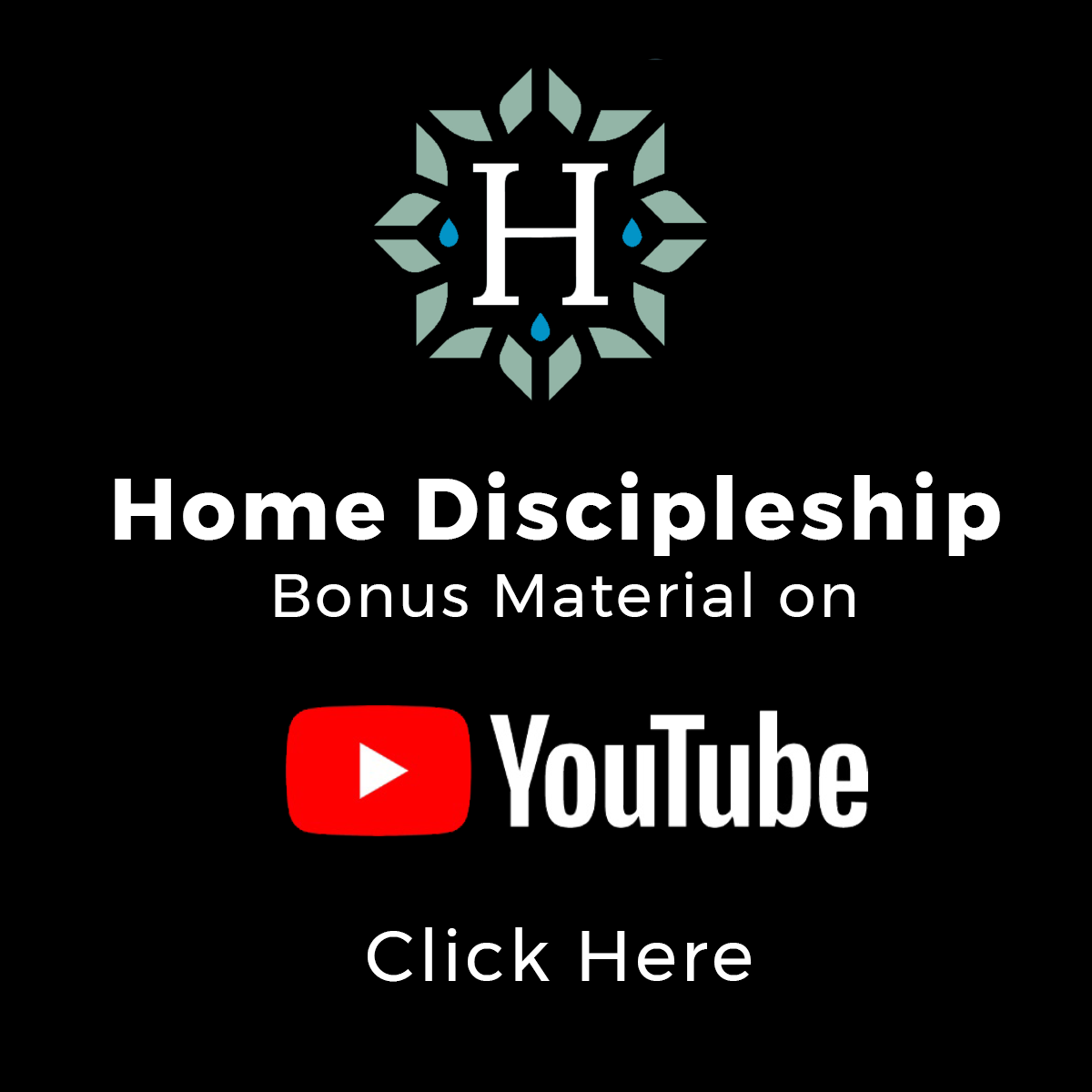 youtub home disciplship